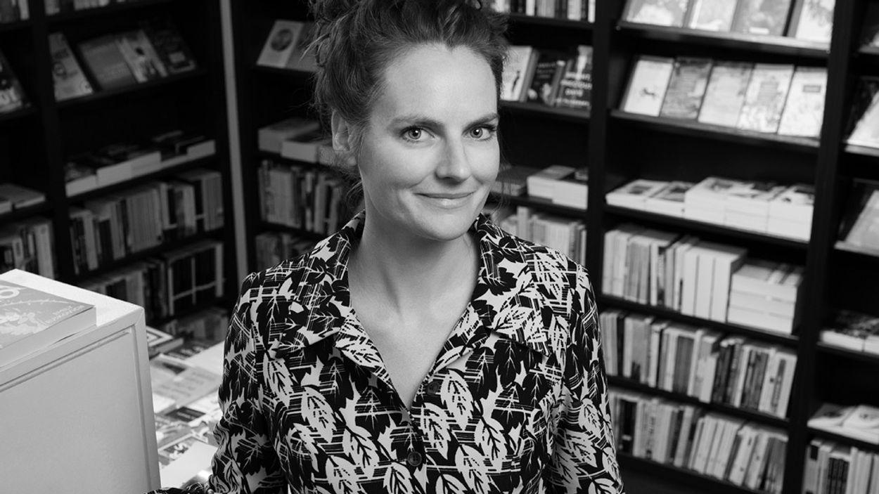 Afbeelding van Maartje Kroonen is het nieuwe lid van ons boekenpanel