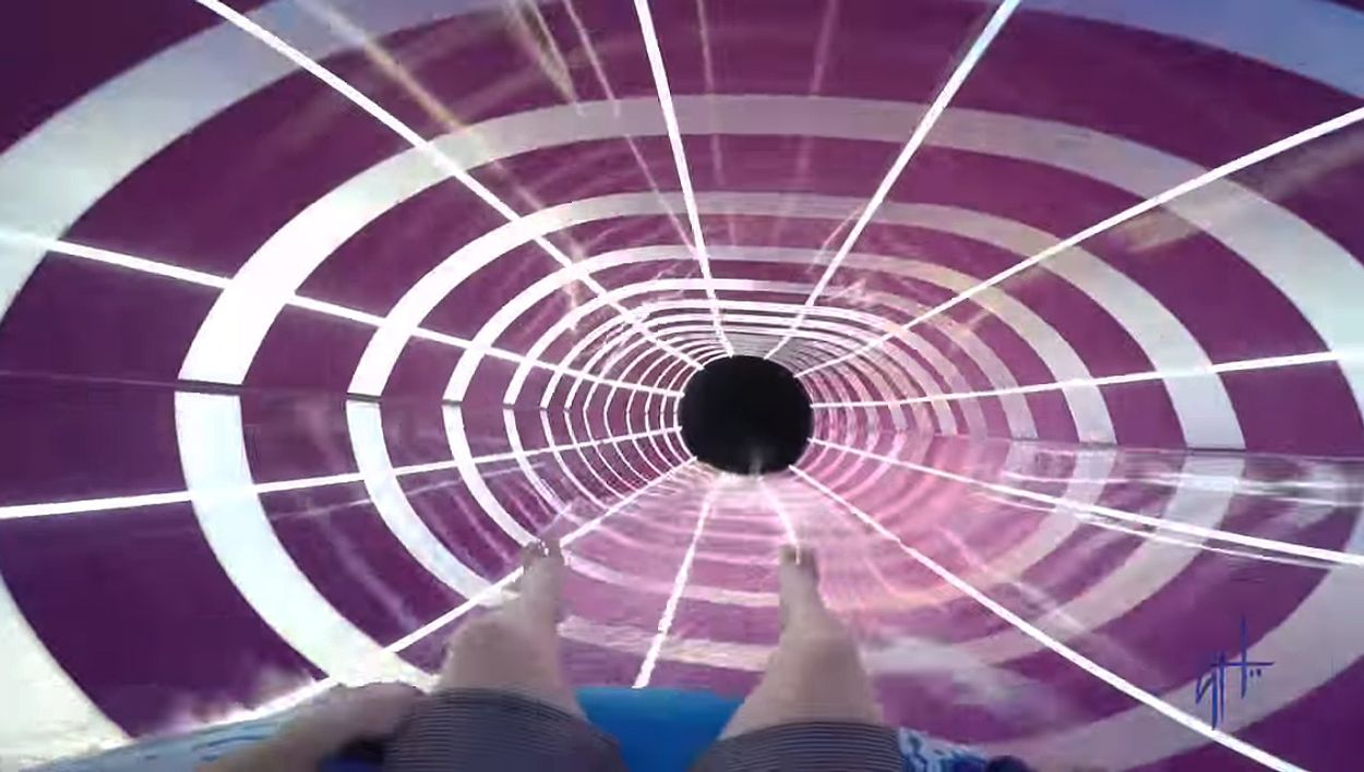 Afbeelding van Web Draait Door: next level glijbaan