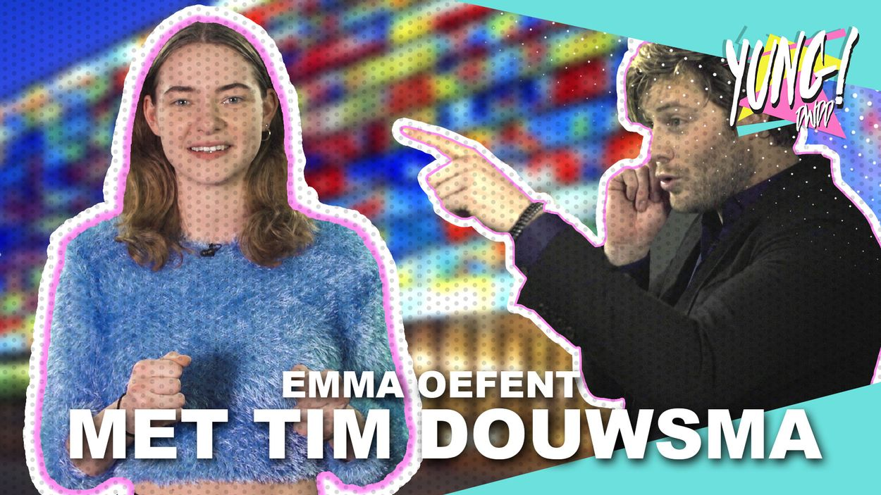 Afbeelding van EMMA'S AUDITIETAPE GEREGISSEERD DOOR TIM DOUWSMA | YUNG DWDD