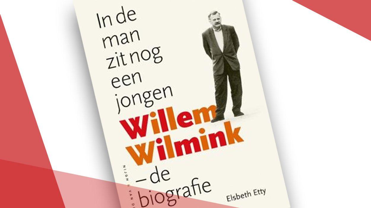 Afbeelding van Boek: 'In de man zit nog een jongen. Willem Wilmink - de biografie'