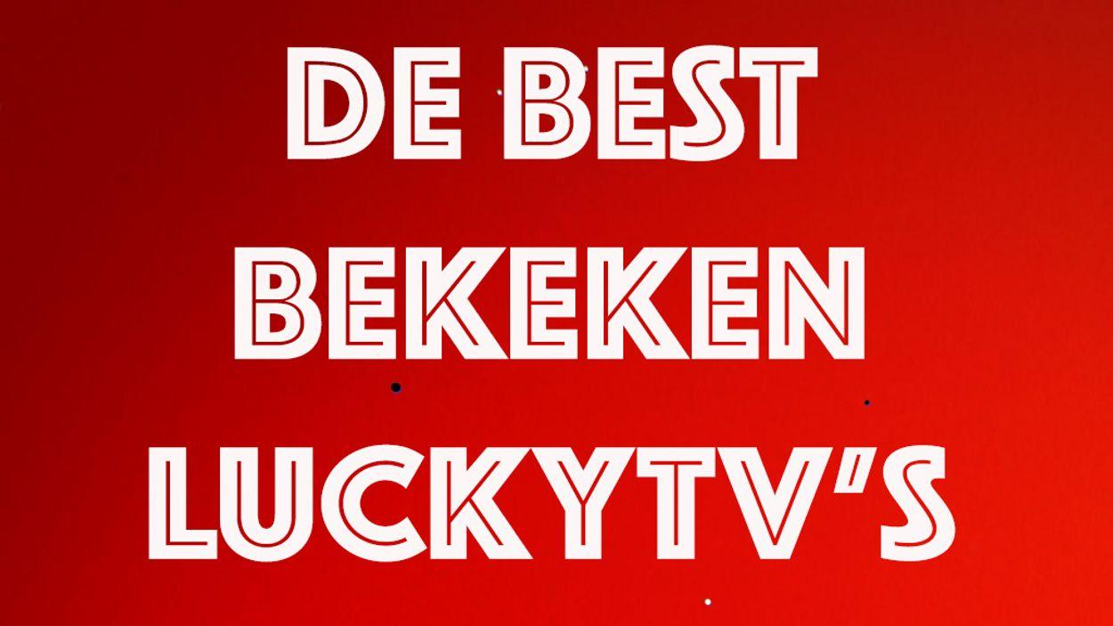 Afbeelding van De best bekeken LuckyTV's van seizoen 12