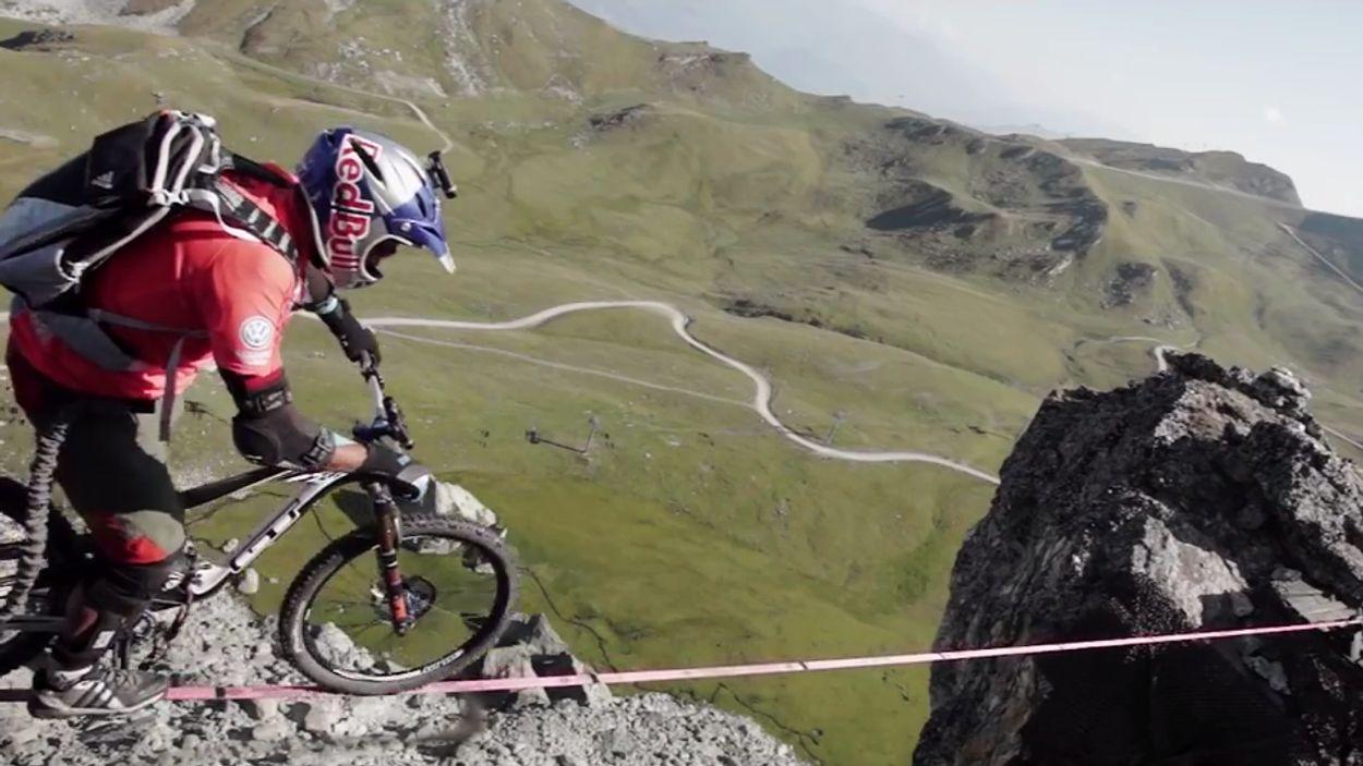 Afbeelding van Web Draait Door: Mountainbike Madness