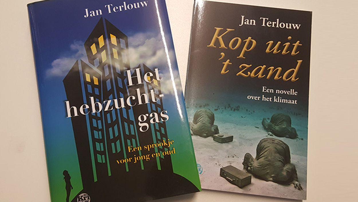 Afbeelding van Prijsvraag 2 boeken Jan Terlouw (gesloten)