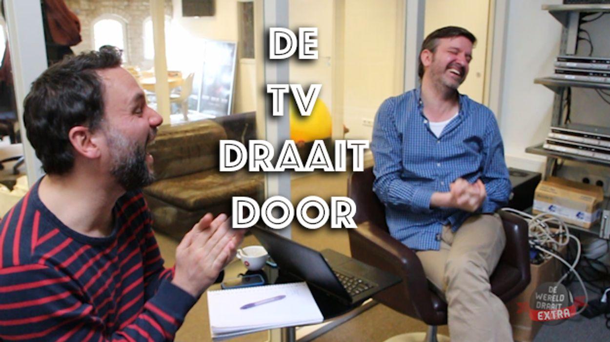 Afbeelding van Loop Mee Met: De TV Draait Door!