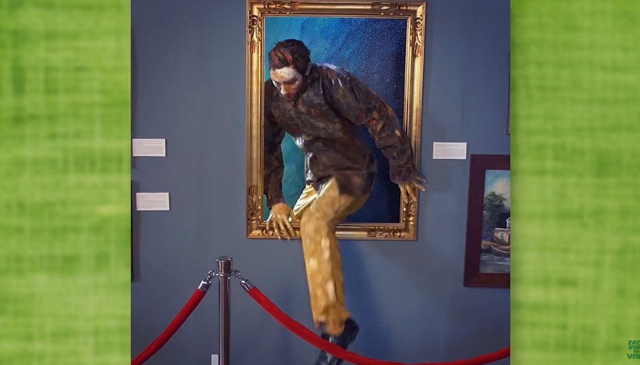 Afbeelding van Web Draait Door: verliefd op een schilderij