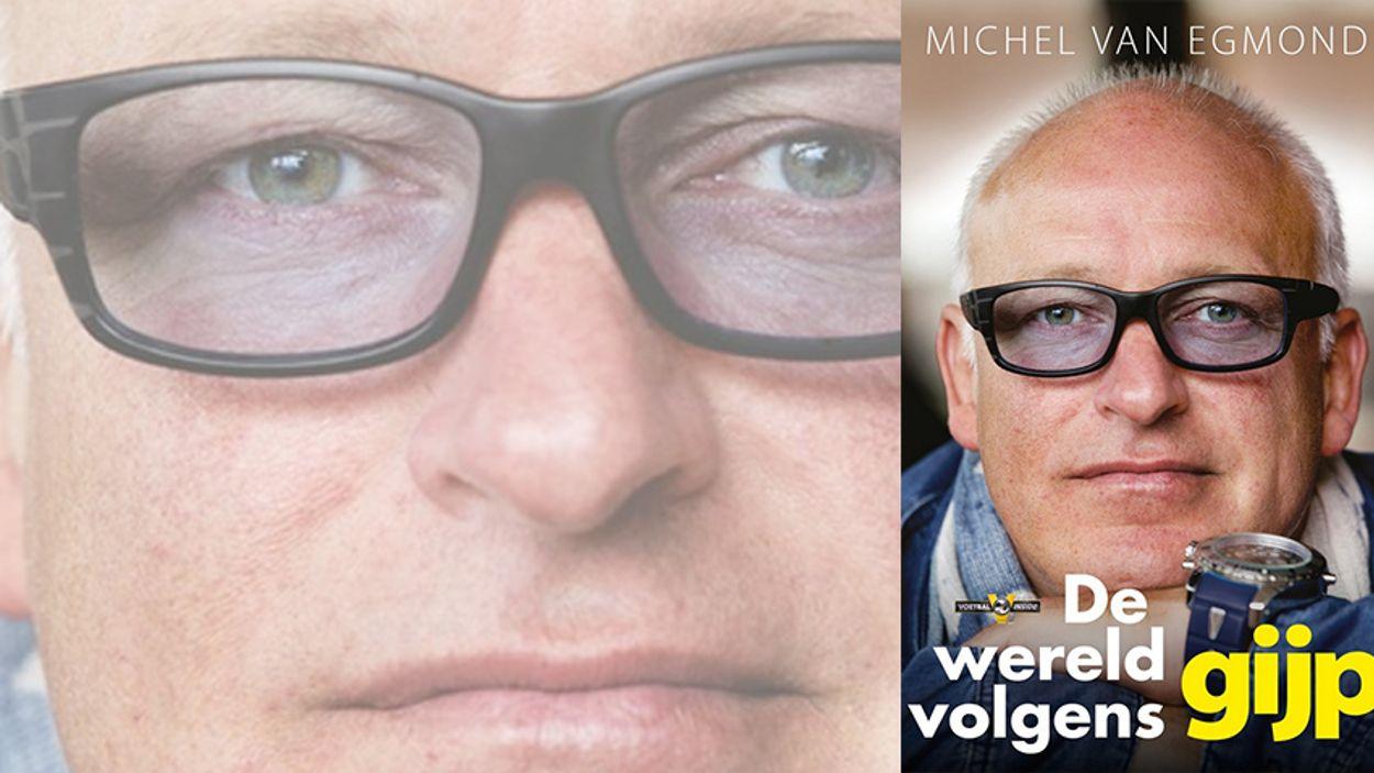 Afbeelding van Boek 'De wereld volgens Gijp' - Michel van Egmond