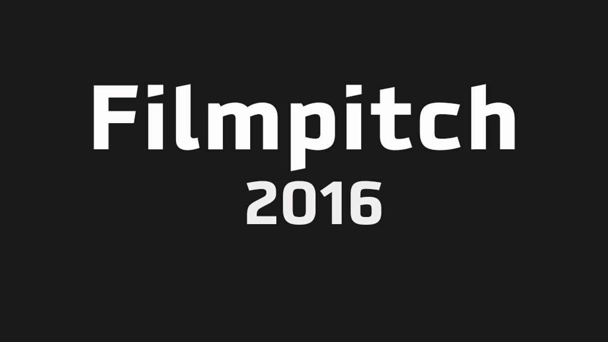 Afbeelding van Filmpitch 2016