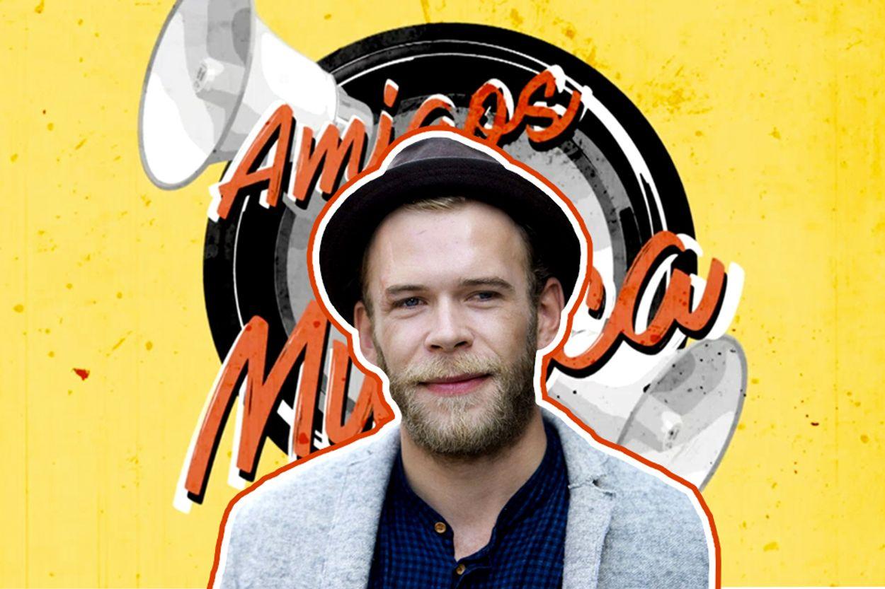 Afbeelding van Amigos de Musica: alle liedjes tot nu toe