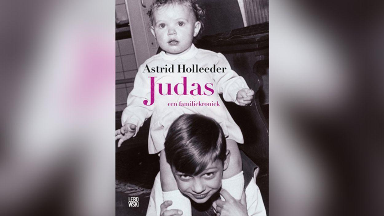 Afbeelding van Boek: Judas - Astrid Holleeder