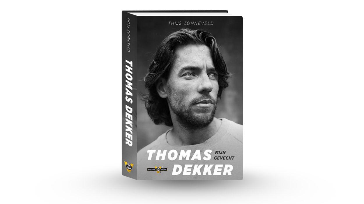 Afbeelding van Boek: Thomas Dekker - Mijn Gevecht