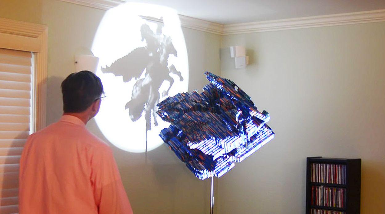 Afbeelding van Web Draait Door: ingenieuze projecties met Lego