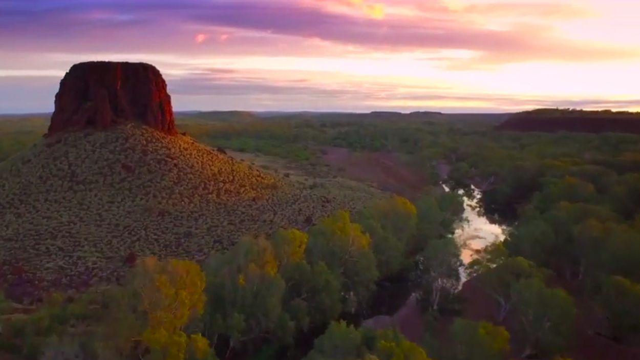 Afbeelding van Web Draait Door: Australië vanuit de lucht