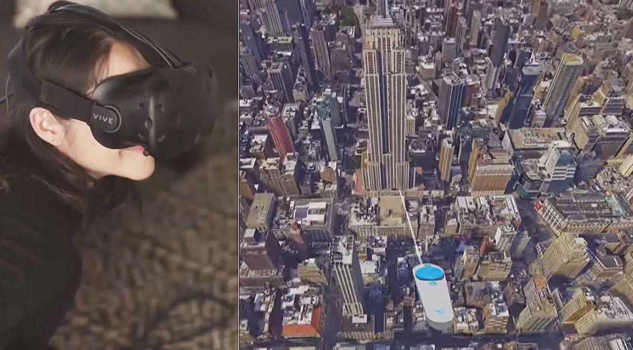 Afbeelding van Web Draait Door: Google Earth in VR!