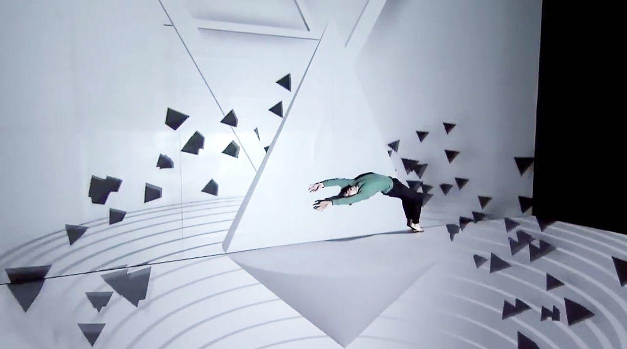 Afbeelding van Web Draait Door: balletproject 'Levitation'
