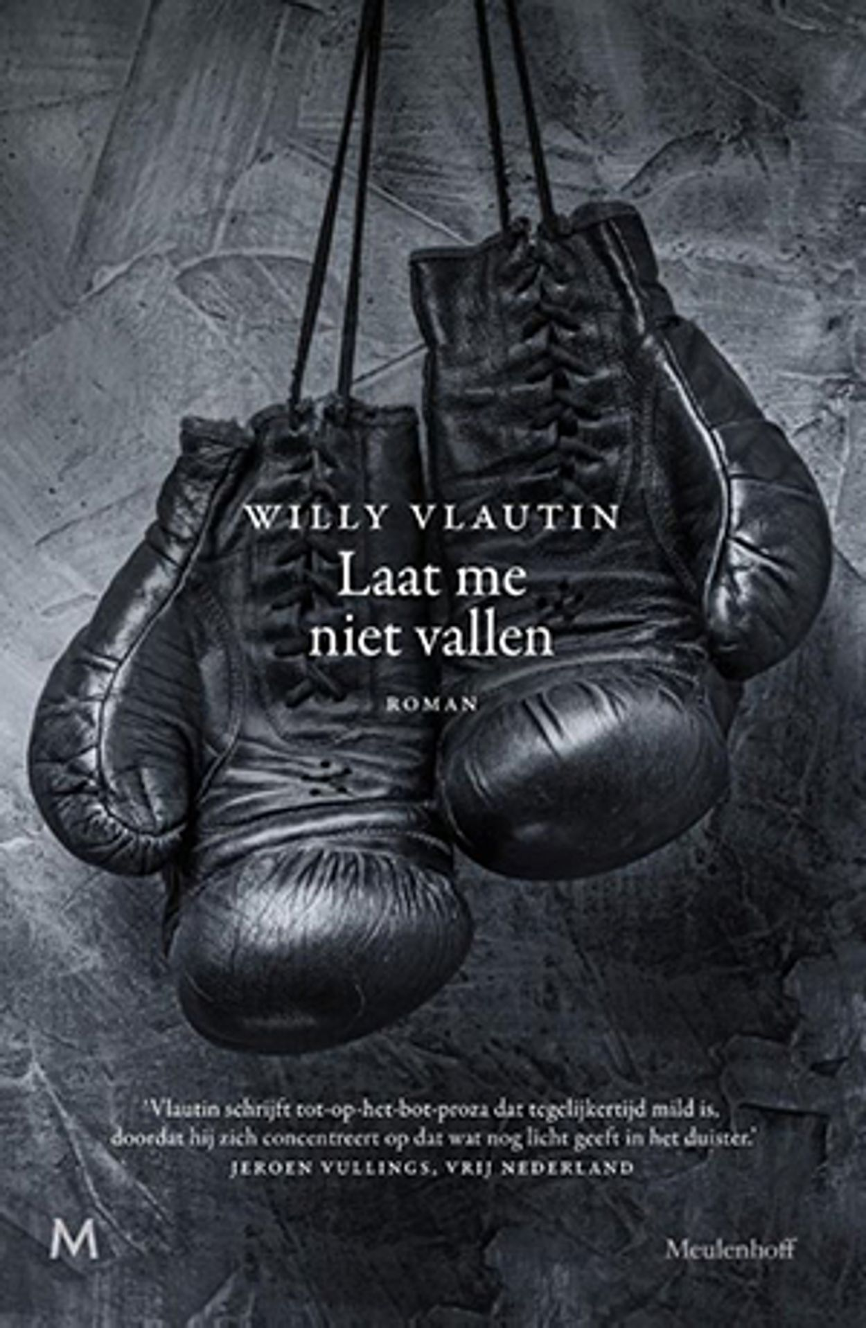 Willy Vlautin - Laat me niet vallen