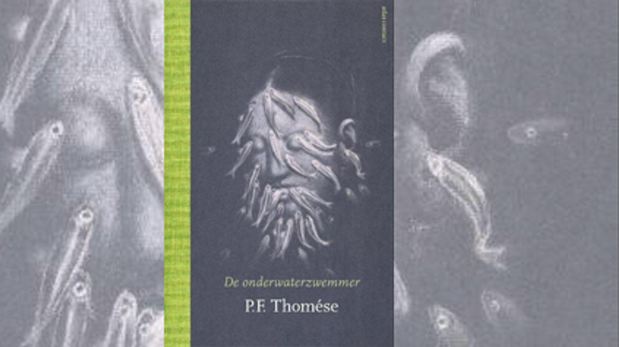Afbeelding van Boek van de Maand april 2015: De onderwaterzwemmer - P.F. Thomése