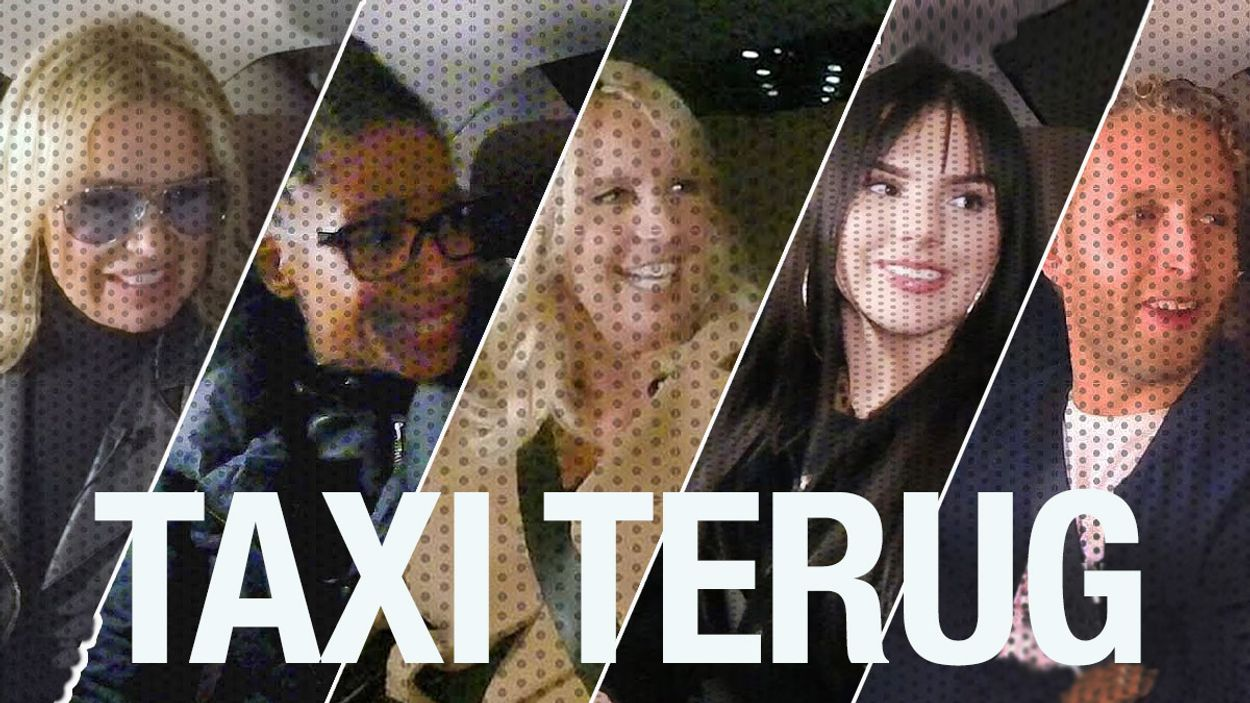 Afbeelding van Best bekeken Taxi Terug