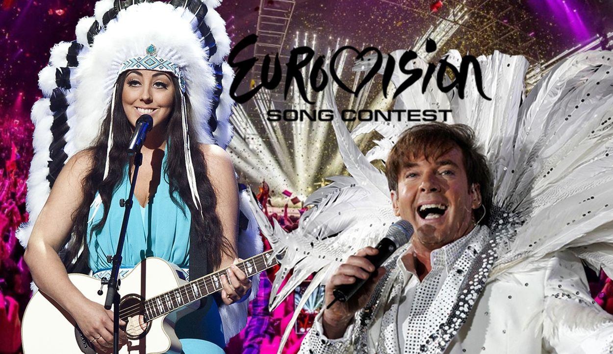 Afbeelding van 7x Songfestival inzendingen die je alweer was vergeten