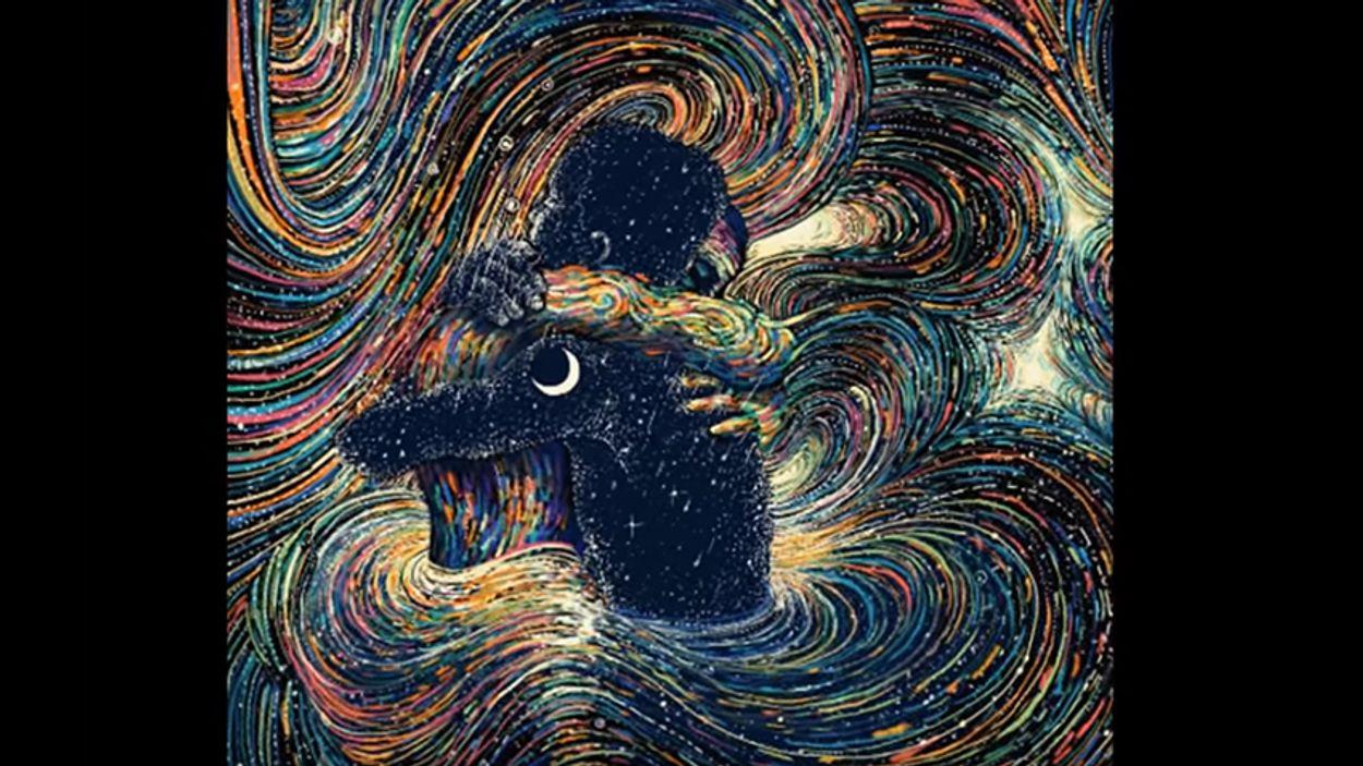 Afbeelding van Web Draait Door: Kunst wordt veranderd in bewegende animaties