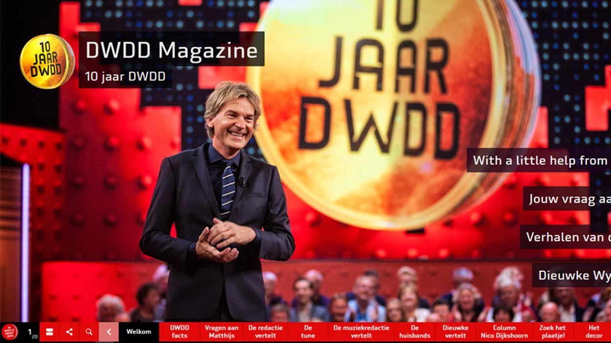 Afbeelding van DWDD Magazines