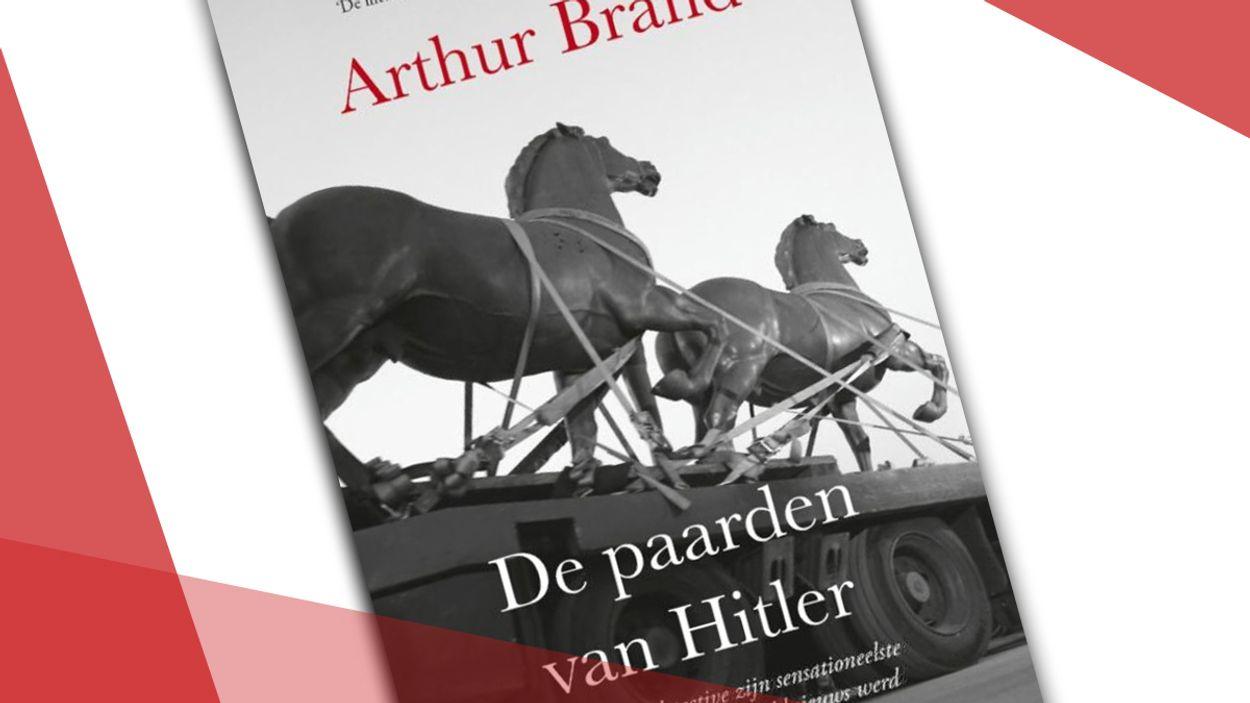 Afbeelding van Boek: De Paarden van Hitler