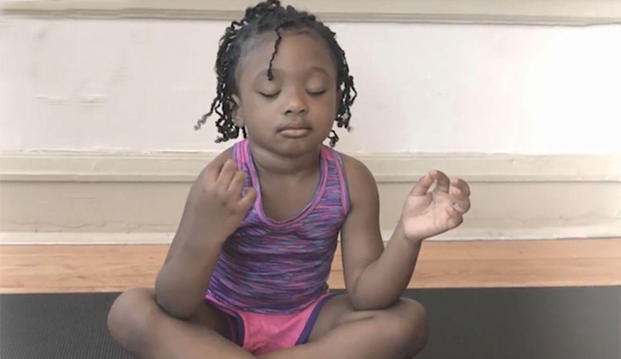 Afbeelding van Mindfulness voor kinderen