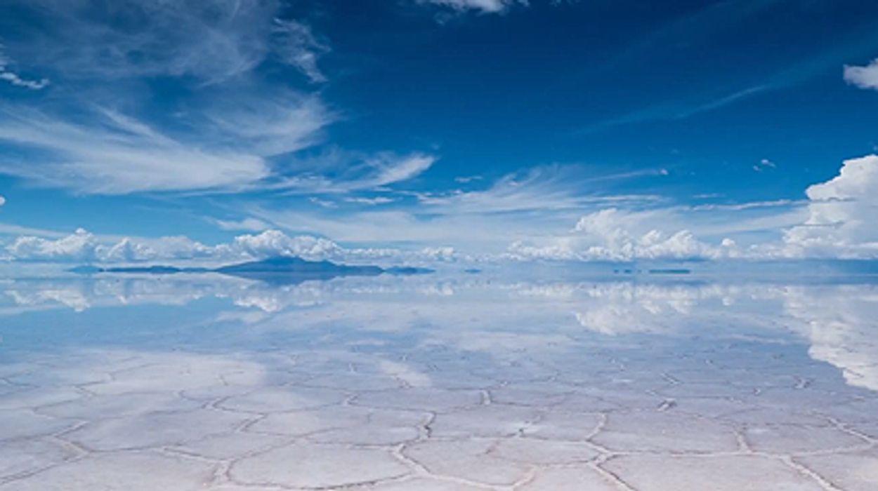 Afbeelding van Web Draait Door: de schoonheid van Uyuni in Bolivia