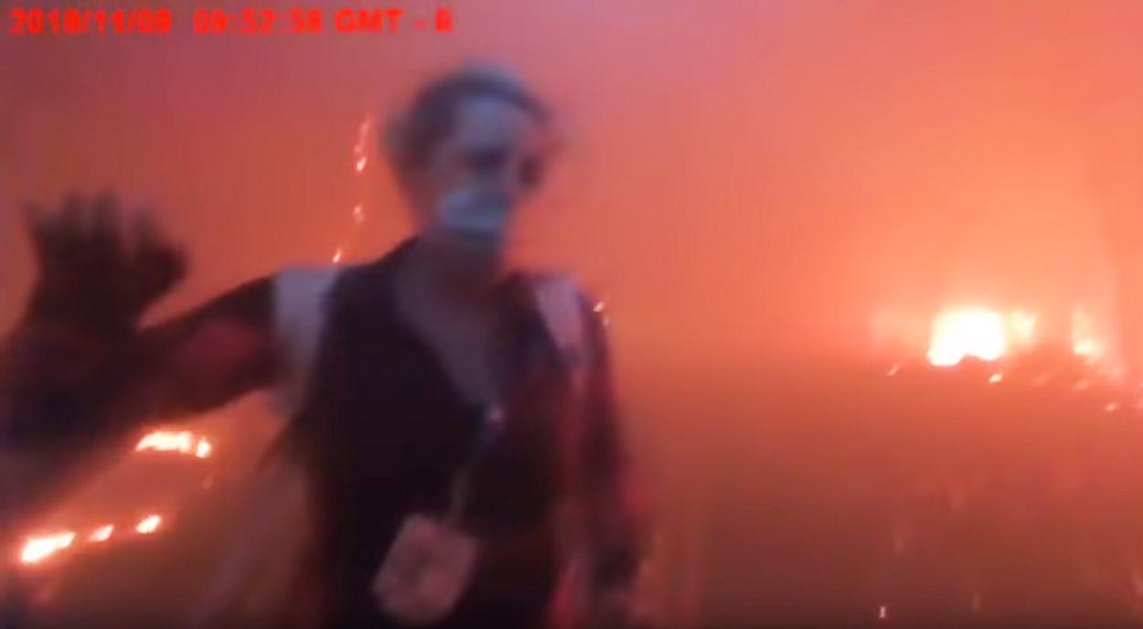 Afbeelding van Web Draait Door: ontsnapt aan inferno