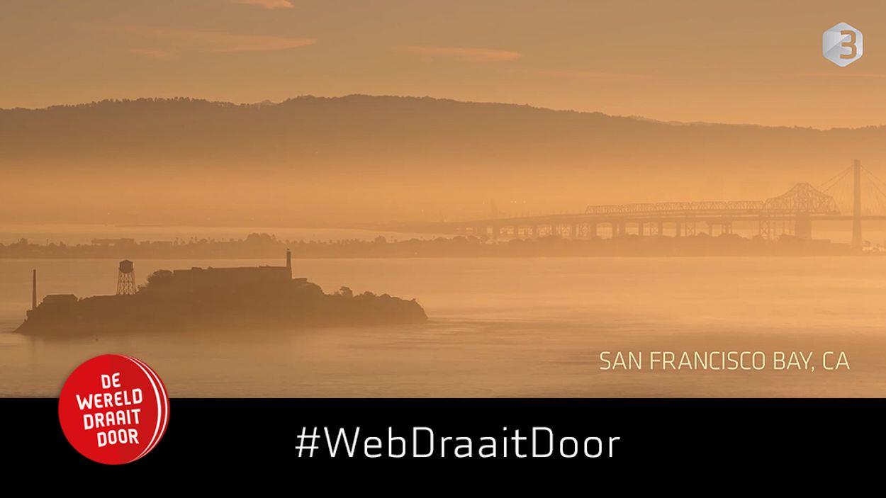 Afbeelding van Web Draait Door: op reis door Noord-Amerika