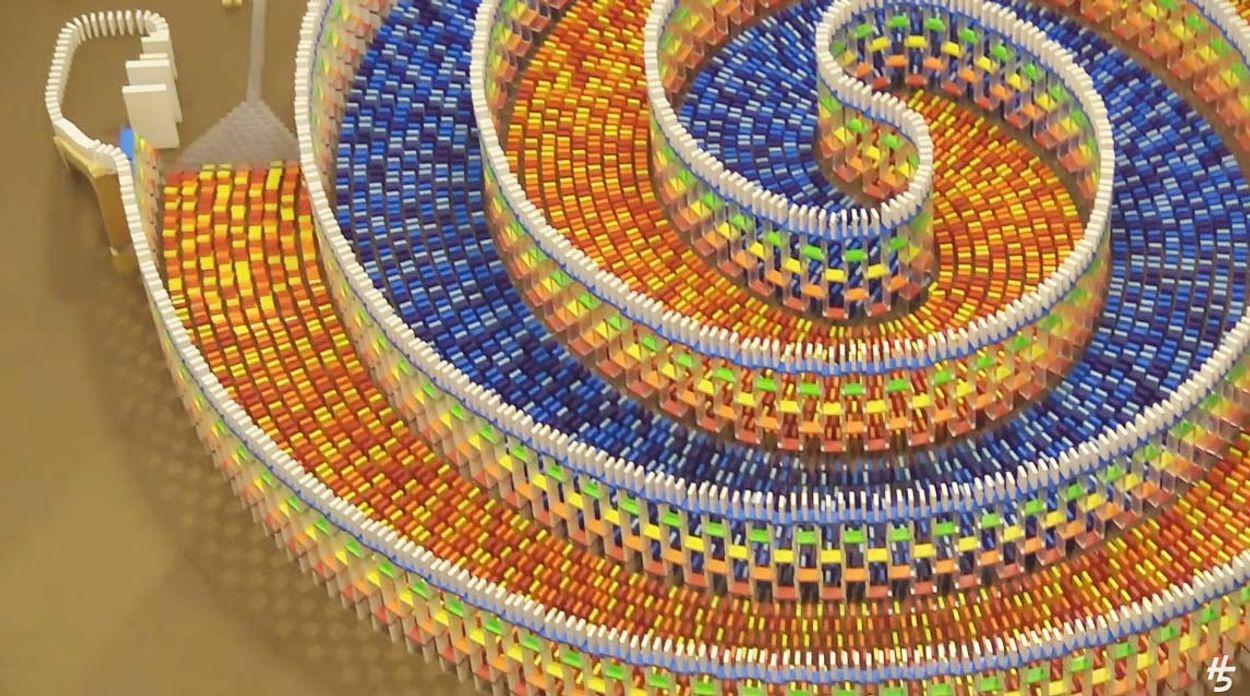 Afbeelding van Web Draait Door: domino 2.0