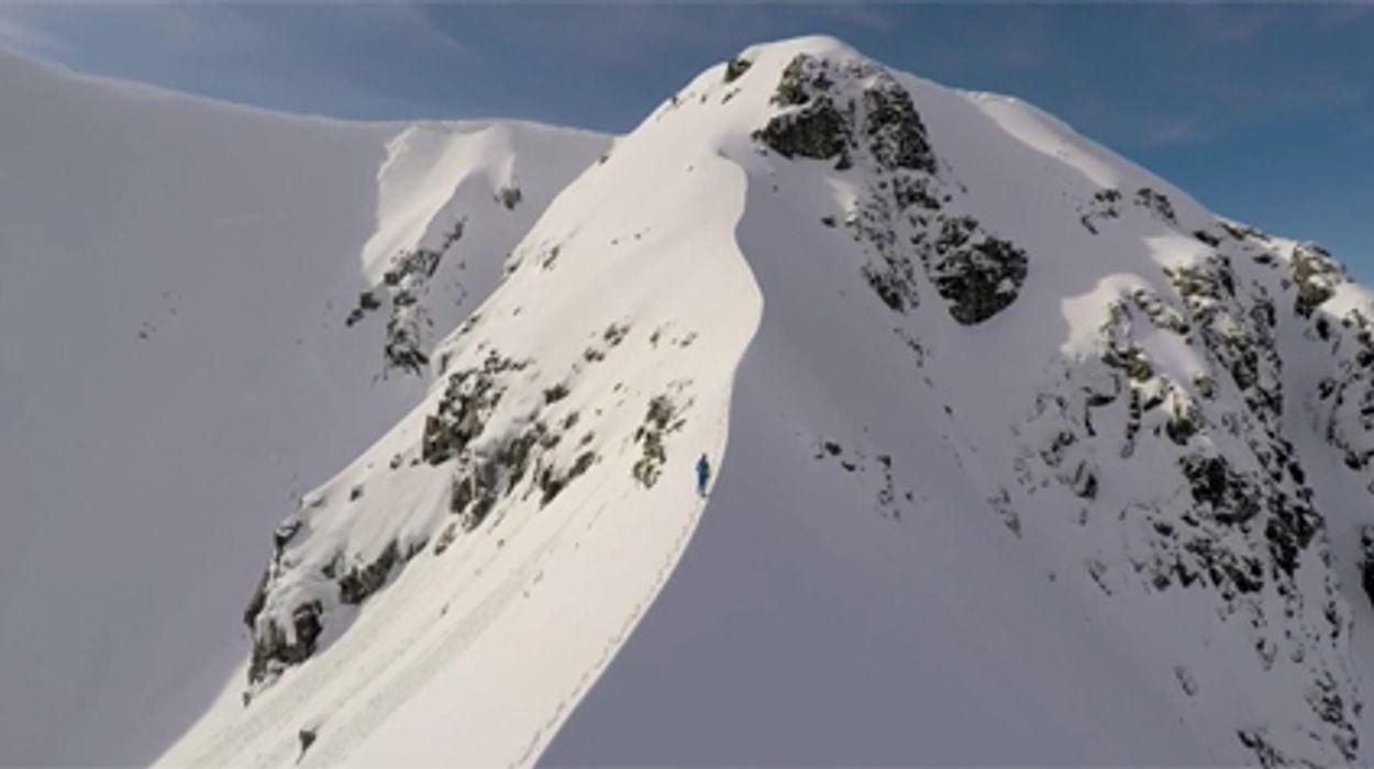 Afbeelding van Web Draait Door: De ultieme berg-selfie