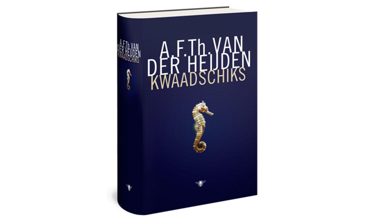 Afbeelding van Boek: Kwaadschiks - Afth. van der Heijden