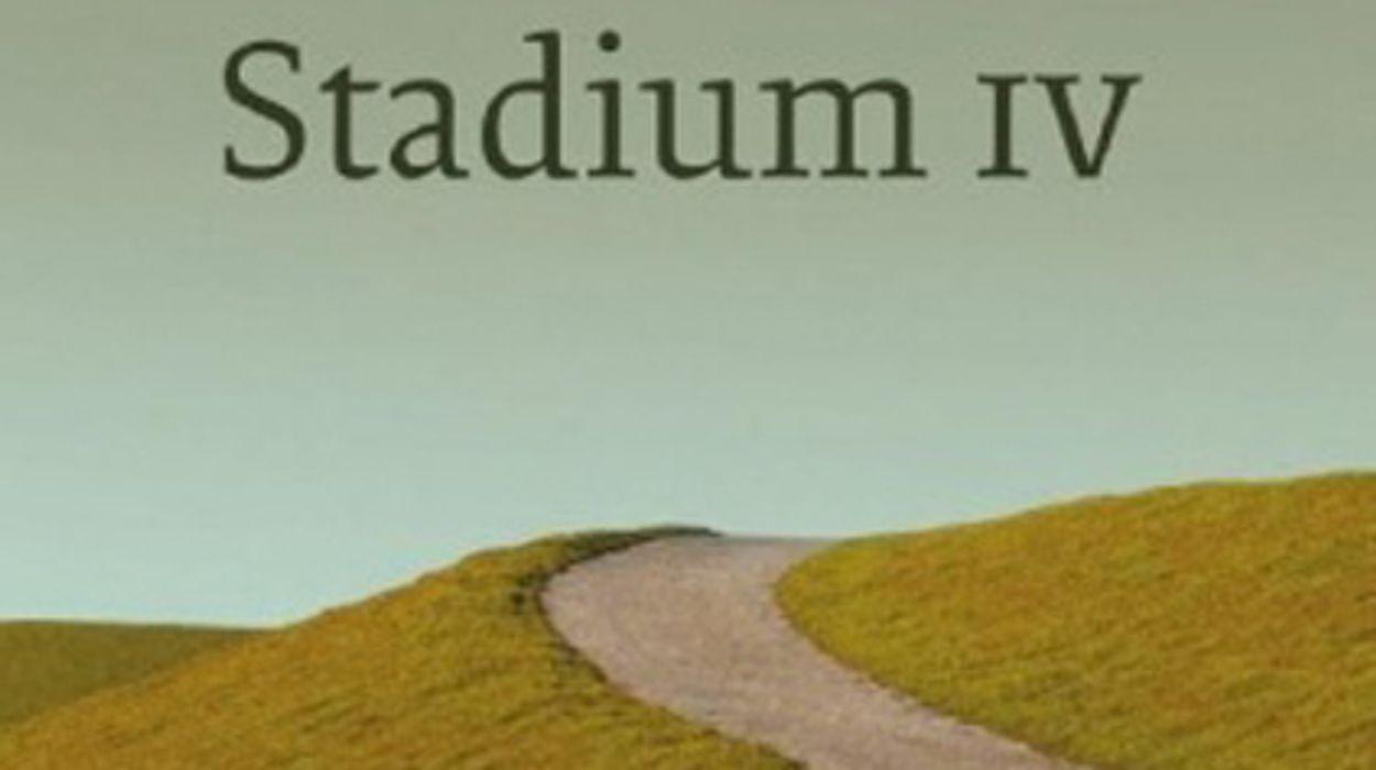 Afbeelding van Boek van de Maand februari 2015: Stadium IV - Sander Kollaard