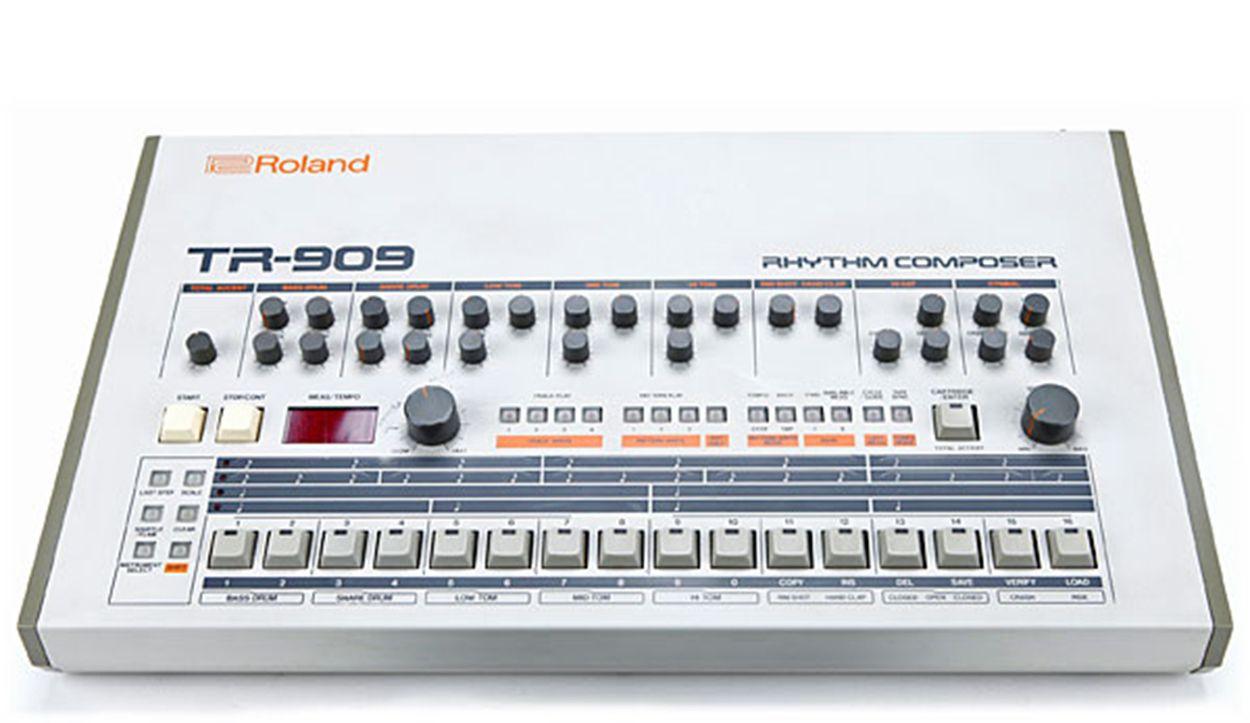 Afbeelding van De '909'; van nepdrummer tot dance-koning