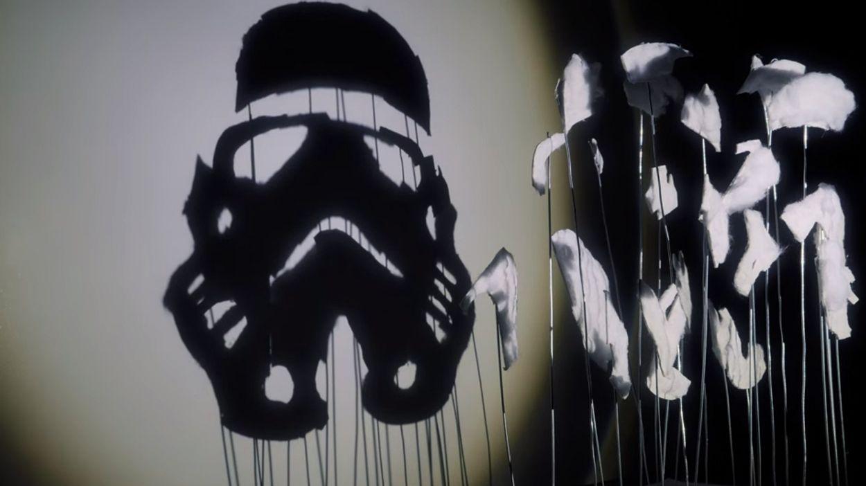 Afbeelding van Web Draait Door: Star Wars Art
