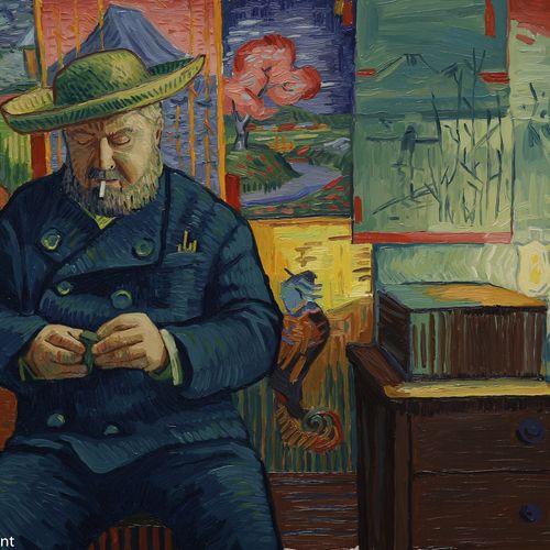 Afbeelding van Web Draait Door: Loving Vincent