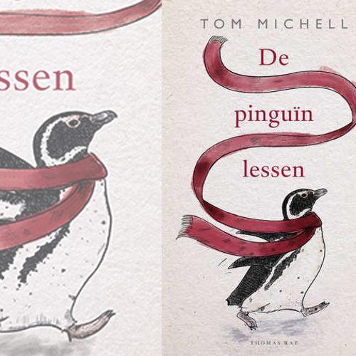 Afbeelding van Vijfde Boek: De pinguïn lessen - Tom Michell