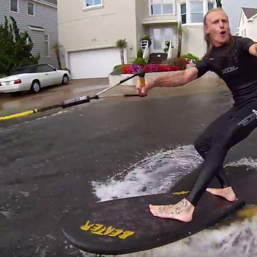 Afbeelding van Web Draait Door: Surfen door de straat