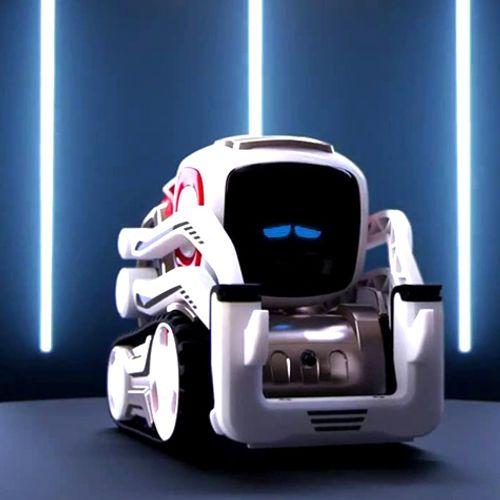 Afbeelding van Web Draait Door: een robot met emoties