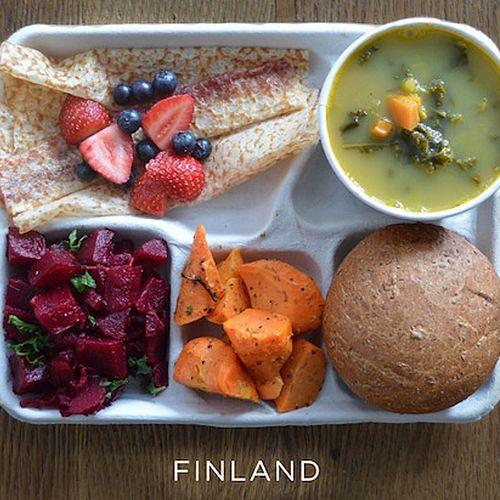 Afbeelding van Web Draait Door: zo luncht de wereld