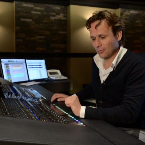 Afbeelding van Achter de schermen: DWDD-tune compilatie