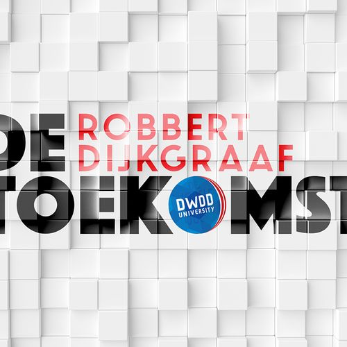 Afbeelding van Terugkijken DWDD University: 'De Toekomst' door Robbert Dijkgraaf