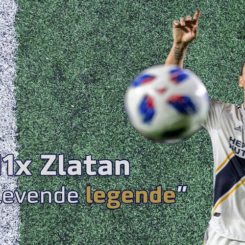 Afbeelding van Zlatan: elf opmerkelijke uitspraken van een excentrieke voetballer