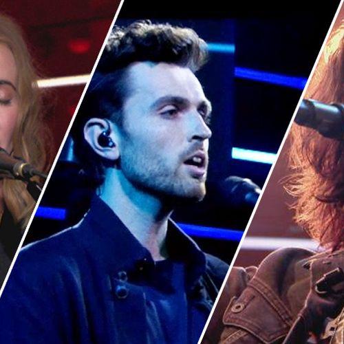 Afbeelding van De vijf best bekeken muzikale optredens van dit seizoen!