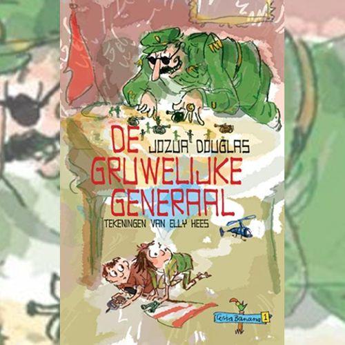 Afbeelding van De gruwelijke generaal - Jozua Douglas