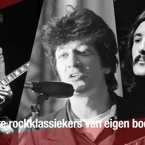 Afbeelding van Deze rockklassiekers van Nederlandse bodem waren ook in het buitenland een hit!