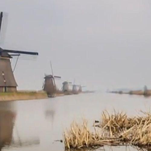 Afbeelding van Web Draait Door: Hollandse luchten