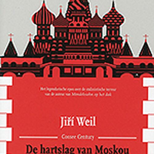Afbeelding van Vijfde boek: Ji?í Weil – De hartslag van Moskou
